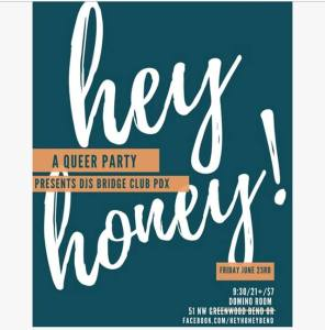 Hey Honey Poster 3