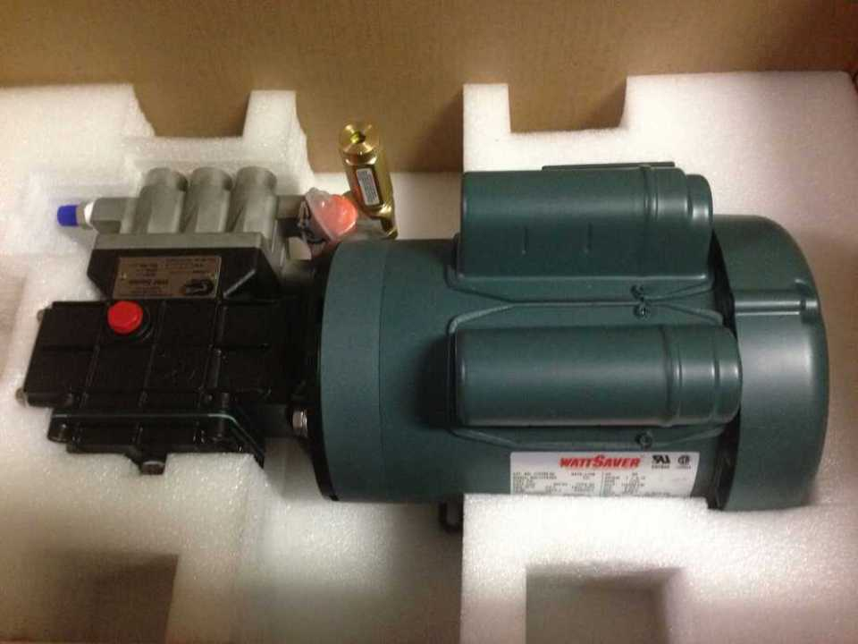2014.05.30 - Pump and motor assembly