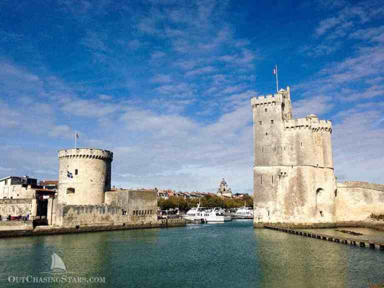 Our First Few Days in La Rochelle France