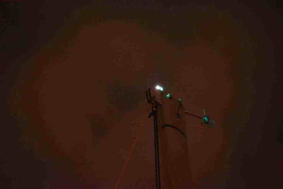 Helia TriColor/Anchor Light