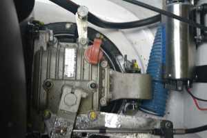 Engine Compartment Corrosion