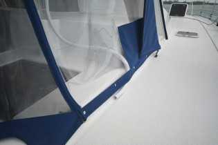 Lounge Deck Drain Exit