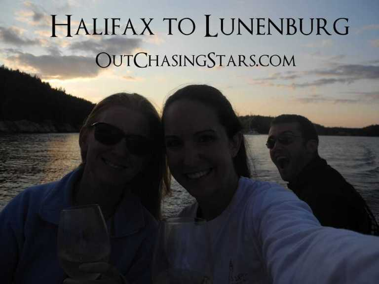 Halifax to Lunenberg:  Sailing Nova Scotia's South Shore