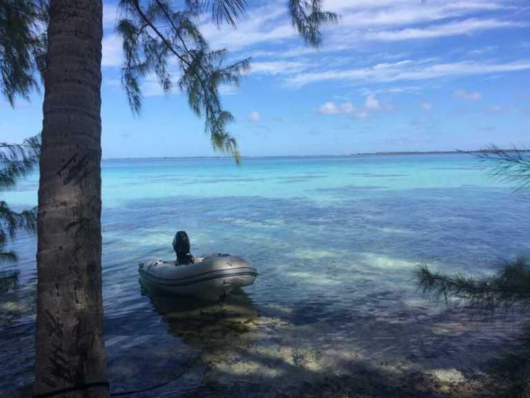 Rotoava, Fakarava: Snorkeling & Black Pearls