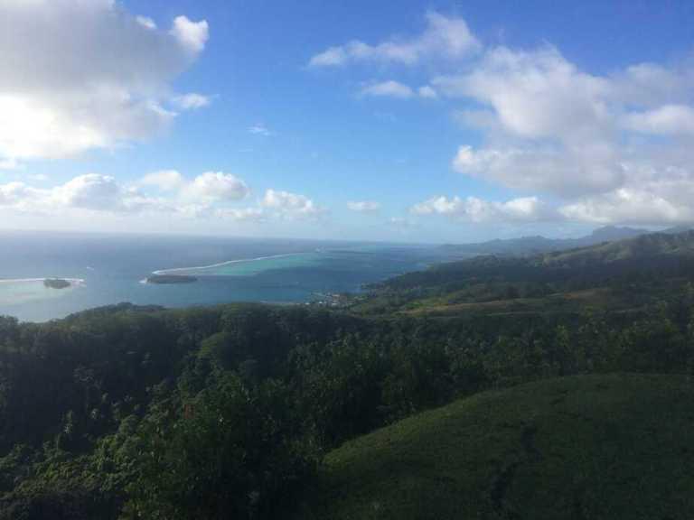 Raiatea & Taha'a, French Polynesia
