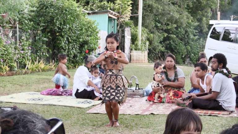 Vava'u, Tonga: Neiafu