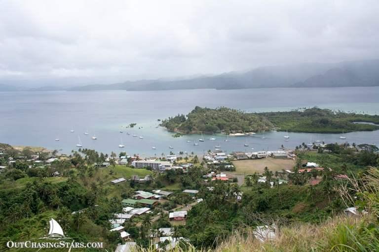 Bula Fiji:  Savusavu for Cruisers
