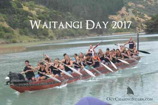 Out Chasing Stars NZ Road Trip 6: Waitangi Day in Okains ...