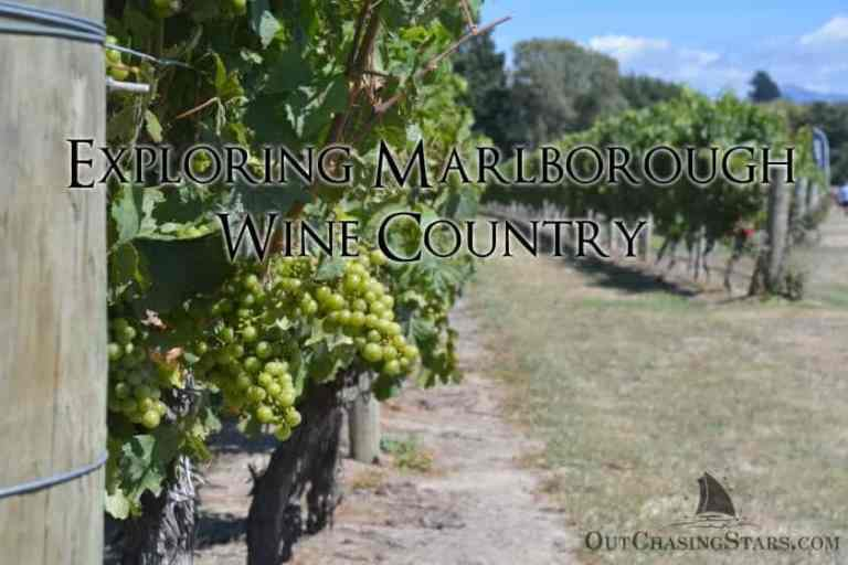 Blenheim, New Zealand: Marlborough Wine Country