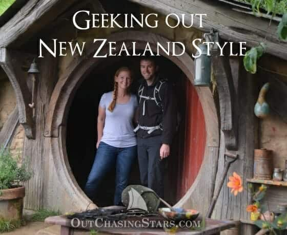 New Zealand Road Trip: Geeking Out in Hobbiton