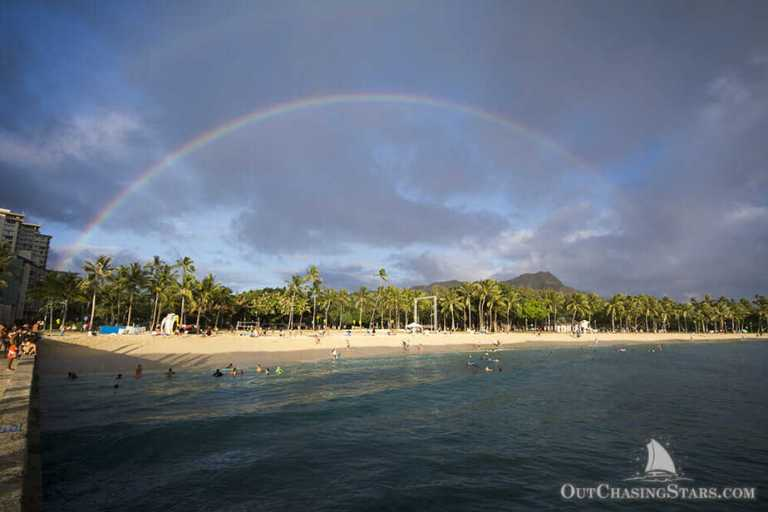 Oahu Hawaii for 2 Days (+ Flying HNL to VAV)
