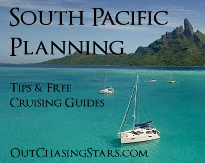 Thoughts on Sailing the South Pacific