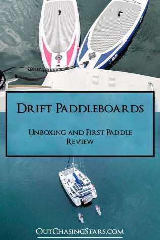 Drift Paddleboards Pin
