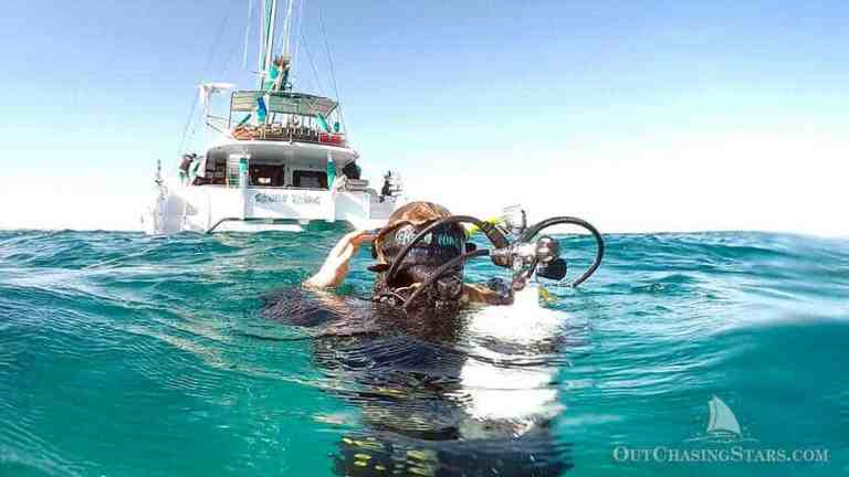 Ningaloo Reef – Under the Water with Sail Ningaloo