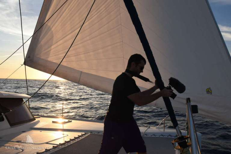 Gear & Cameras for Sailing Videos & Photos