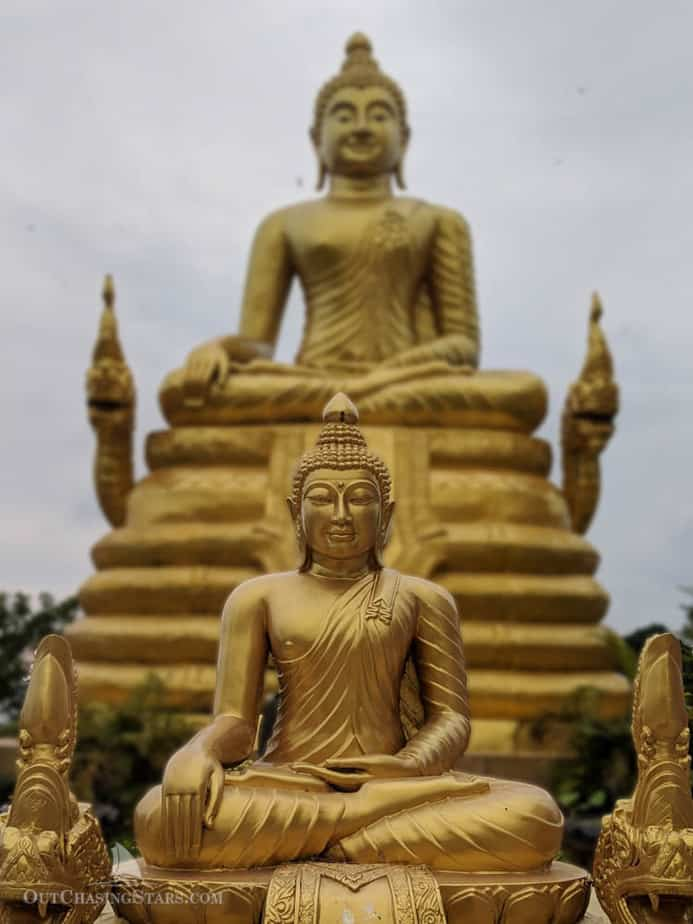 Visiting the Big Buddha in Phuket, Thailand
