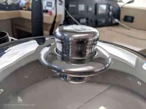 Old lid knob.