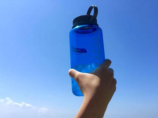 最近良く目にするウォーターボトル。これは必要なの?