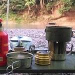 モーニングコーヒー巾着田キャンプの朝編バイクツーリングキャンプ