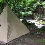 避暑キャンプ!茶屋の原キャンプ場(その2)
