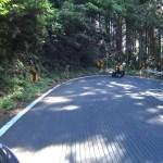 白石峠 下り(2018初秋) バイク ツーリング VTR250 車載動画