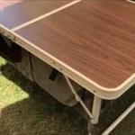 【キャンプ】DOD(ディーオーディー)グッドラックテーブル(GOOD RACK TABLE)TB4-501の紹介