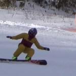 シギー・グラブナー SG スノーボードキャンプ2018 2