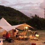 無料の穴場でファミリーキャンプ in 牧谷キャンプ場 後編