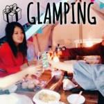 【女子キャンプ】はじめてのグランピング!一生忘れられない誕生日になったよ【杜のテラス】②