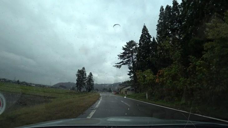 今日は雨降りなのでツーリングワゴンでご近所をまったりと