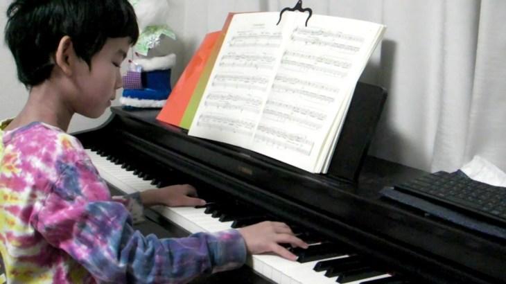 【耳コピ】8歳(小2)/どうぶつの森ポケットキャンプ-Theme/電子ピアノ (8yearsold/Animal Crossing Pocket Camp)
