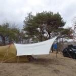 20190302 その1 レヴォーグで行く 今年初キャンプ 朝霧ジャンボリーオートキャンプ場