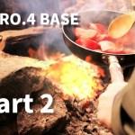ZERO.4 BASE ブッシュクラフト キャンプ 後編 Bushcraft camp at ZERO.4 BESE Part 2