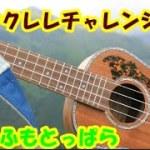 ミズタマリ☆5分間ウクレレチャレンジ #3 inふもとっぱらキャンプ場