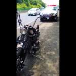 sungaチャンネル 高速道路で警察に捕まるわ マフラー飛んで行くわ ハーレーツーリング  Mondayrider モトブログ