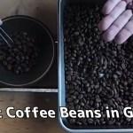 【一粒一粒】ガレージでコーヒー焙煎とこだわり豆選びをしました。