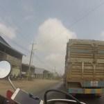 カンボジアでレンタルバイクツーリング その①