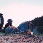 バイクとキャンプで、最高の一年間を過ごした男