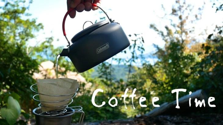 アウトドアコーヒーの魅力【VLOG】