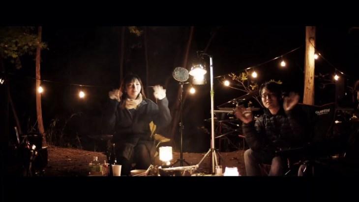 秋のキャンプ・ヅクリ 〜月夜の下で〜