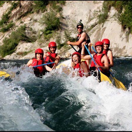 Lake Bled Rafting Adventure on Sava Dolinka river