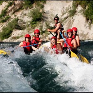 Lake Bled Rafting Adventure on Sava Dolinka river
