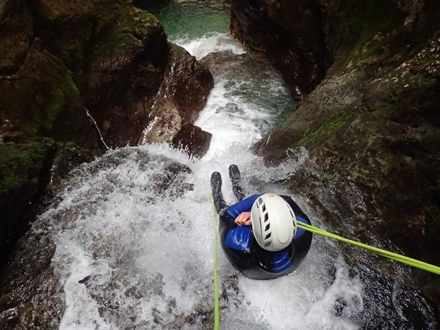 Best Canyoning Bled Activities