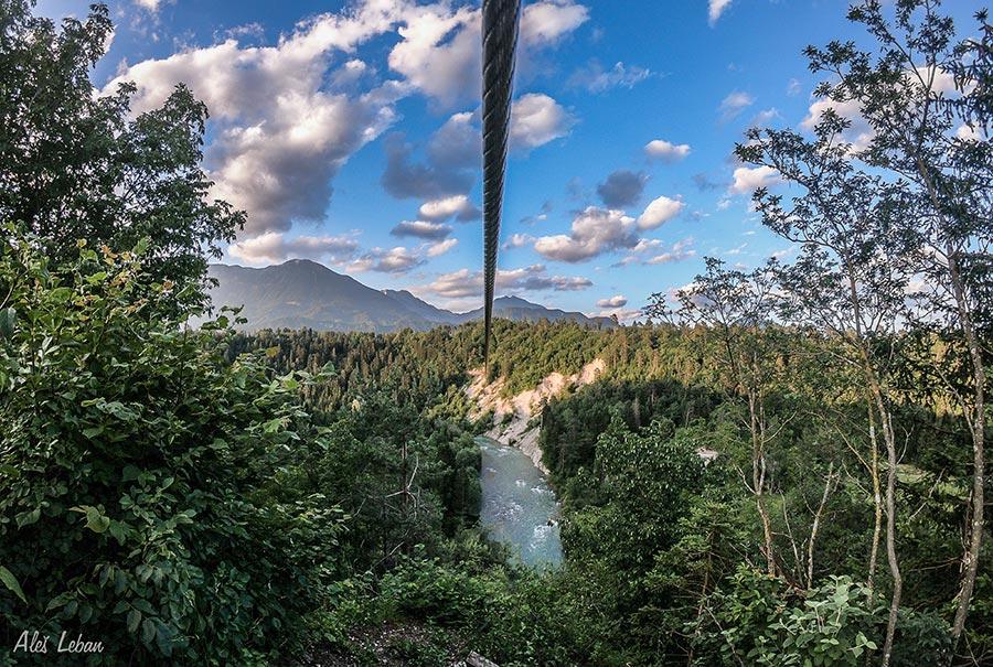 Canyoning Zipline Bled Lake Adventure Tour