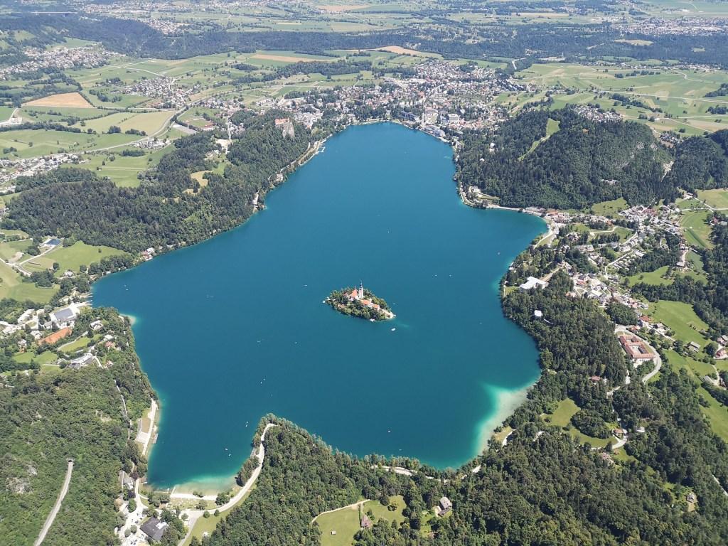 OUTdoor Slovenia Lake Bled