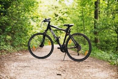 Mountainbike fietsen
