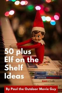 Elf on the Shelf 50 plus great ideas Piano