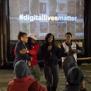 Temescal Street Flicks - #Digitallifesmatter screening