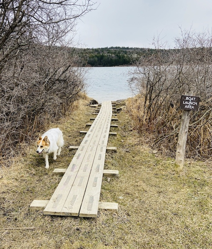 day hikes in Northern Vermont-Colchester pond