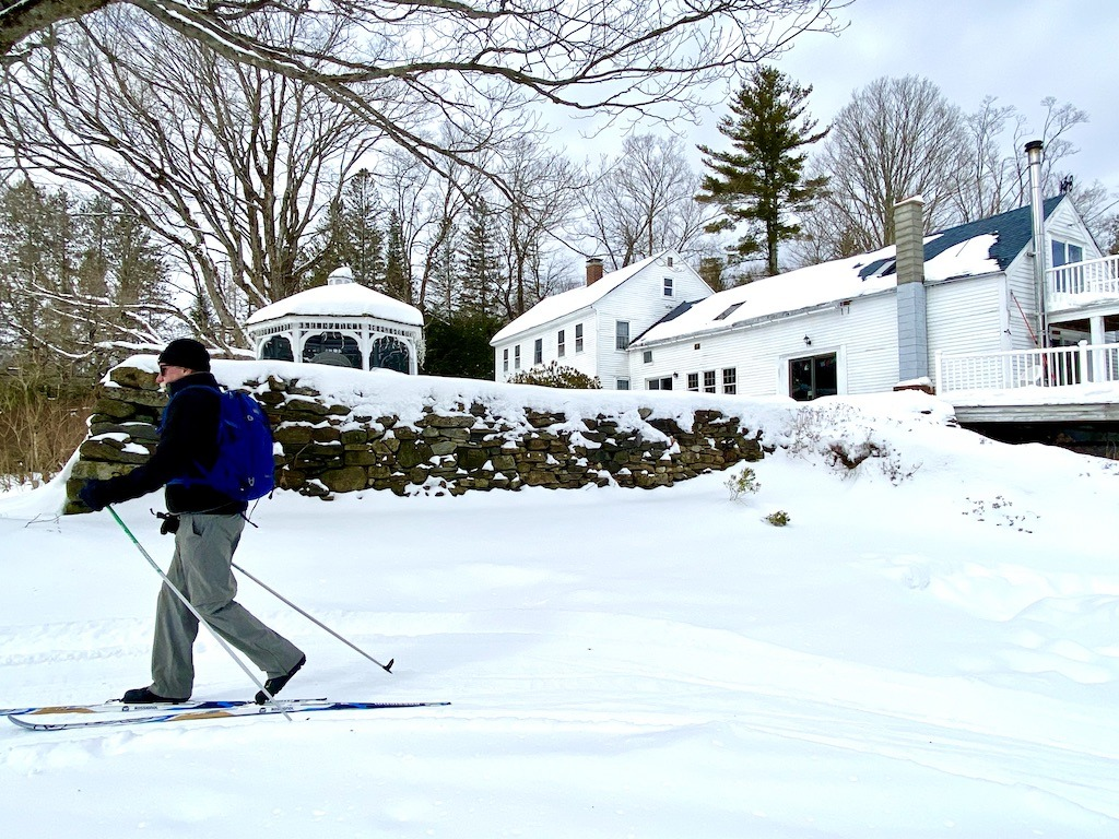 Amazing Places in the Berkshires for Cross Country Skiing and Snowshoeing